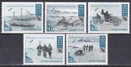 Ross-Gebiet Antarktis Antarctia 2008 Forscher Explorer Nimrod-Expedition Shackleton Schiffe Ships Erebus, Mi. 109-3 ** - Sin Clasificación