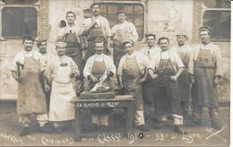 CPA - France - (85) Vendée - La Roche-Sur-Yon - Carte Photo - Cuisiniers Du 93ième Régiment D'Infanterie - La Roche Sur Yon