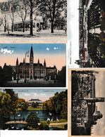N 67  Lot 100 CPA Différentes D Allemagne - 100 - 499 Cartoline