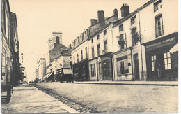 CPA - France - (85) Vendée - La Roche-Sur-Yon - Carte Photo - Commerces Rue Paul Baudry - La Roche Sur Yon