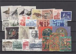 Norway 1981 - Full Year Used - Volledig Jaar