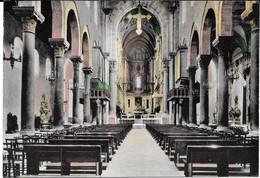 Cpsm CEFALU / La Cathédrale - Intérieur . - Otras Ciudades