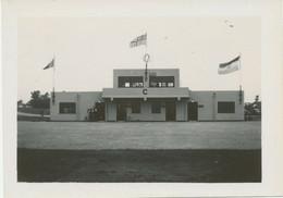 AVIATION RP (8,8x6,4mm – No Postcard) 1930s AIRPORT Perhaps MWANZA TANGANYIKA - Aviazione