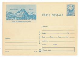 IP 69 - 636 DEVA, Old Map - Stationery - Unused - 1969 - Enteros Postales