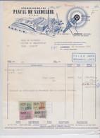 Lebbeke. Etablissements  Pascal De Saedeleir 1969 - Non Classificati