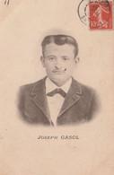 Crime De Langon - Joseph Gasol - Langon