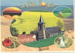 La Cote D'opale-escalles- L'église--cpm - Sonstige Gemeinden