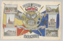 Un Bon Souvenir De Bouchout, Multivues Couleur - Boechout