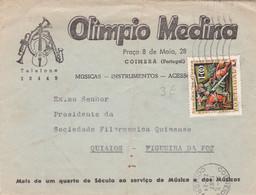 OLIMPIO MEDINA - Briefe U. Dokumente