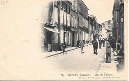 A/4      16    Ruffec       Rue De Valence - Ruffec