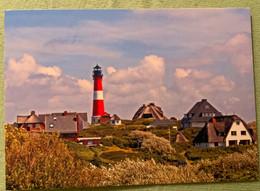 Deutschland - Leuchtturm Hörnum - Foto Junker - Lighthouse - - Faros