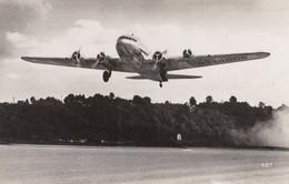 Unidentified WW2 Plane Military Liverpool War 7 Real Photo Aircraft Postcard - 1939-1945: 2de Wereldoorlog
