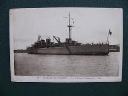 Marine De Guerre Le Croiseur PRIMAUGUET - Guerra