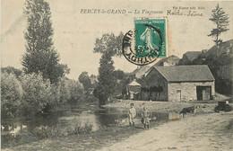 PERCEY LE GRAND LA VINGEANNE - Otros Municipios
