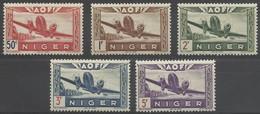 NIGER 1942 YT PA 10/14** SANS CHARNIERE NI TRACE - Neufs