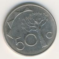 NAMIBIA 2008: 50 Cents, KM 3 - Namibia