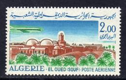 """Algérie P. A. N° 16 XX  Avion """"Caravelle"""" Vues : 2 D. El Oued, Sans Charnière, TB - Poste Aérienne"""
