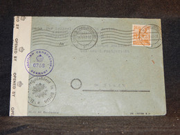 Allied Zone 1947 Berlin Censored Cover__(3310) - American,British And Russian Zone