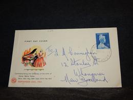 Australia 1961 Hornsby Cover__(1104) - Briefe U. Dokumente
