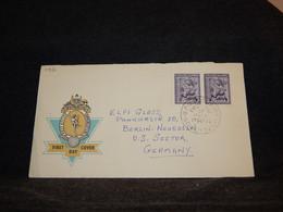Australia 1962 Communications Cover__(1192) - Briefe U. Dokumente