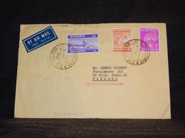 Bangladesh 1975 Air Mail Cover To Finland__(3167) - Bangladesh