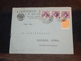 Brazil 1934 Cover To Czechoslovakia__(3142) - Briefe U. Dokumente
