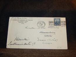 Canada 1930 Montreal Slogan Cancellation Cover To Finland__(2792) - Cartas