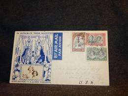 Canada 1939 Queen Elizabeth FDC Cover__(144) - Cartas