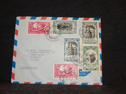 Costa Rica 1951 Air Mail Cover To USA__(139) - Costa Rica