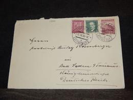 Czechoslovakia 1936 Litomerice Cover To Germany__(1800) - Cartas