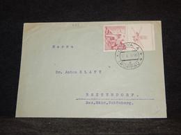 Czechoslovakia 1938 Opava Cover To Germany__(873) - Cartas