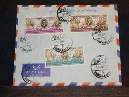 Egypt 1966 Air Mail Cover__(1435) - Aéreo