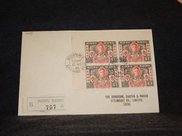 Hong Kong 1946 Registered Cover__(1415) - Storia Postale