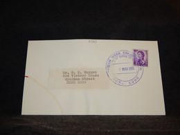Hong Kong 1966 British Week Cancellation Cover__(2383) - Briefe U. Dokumente