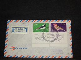 Israel 1964 Jerusalem Registered Cover__(165) - Cartas