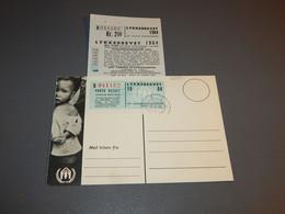 Norway 1964 Oslo Lykkebrevet__(2251) - Covers & Documents