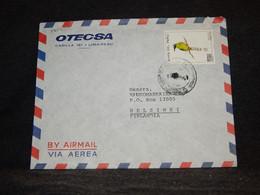 Peru 1970's Air Mail Cover To Finland__(1217) - Peru