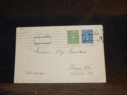 Poland 1931 Lwow Cover To Czechoslovakia__(3261) - Briefe U. Dokumente