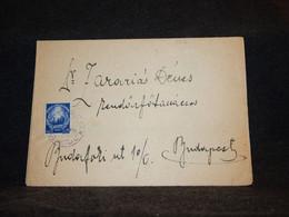 Romania 1944 Letter To Hungary__(2856) - Briefe U. Dokumente