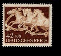 Deutsches Reich 815 Das Braune Band MNH Postfrisch ** Neuf - Nuevos