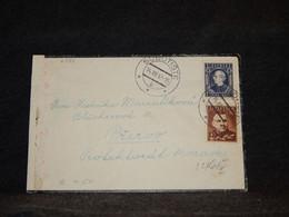 Slovakia 1942 Sobotiste Cover__(2735) - Cartas