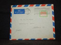 Sudan 1955 Khartoum Air Mail Cover To Denmark__(388) - Sudan (1954-...)