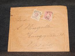 Sweden 1891 Örebro Part Of Bigger Cover__(3576) - Briefe U. Dokumente