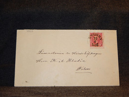 Sweden 1894 Kvitby Cover__(3503) - Briefe U. Dokumente