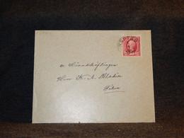 Sweden 1895 Kvitby Cover__(3504) - Briefe U. Dokumente
