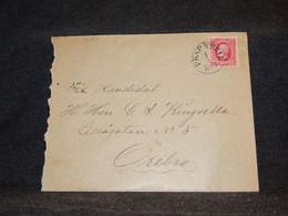 Sweden 1900 Cover To Örebro__(3557) - Briefe U. Dokumente