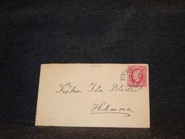 Sweden 1902 Knutby Cover To Hedemora__(3583) - Briefe U. Dokumente