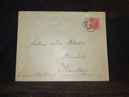 Sweden 1902 Linköping Cover__(3540) - Briefe U. Dokumente