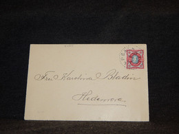 Sweden 1903 Uppsala Cover__(3485) - Briefe U. Dokumente