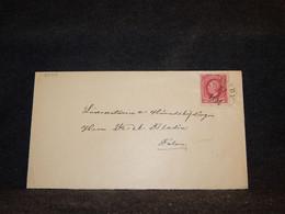 Sweden 1904 Knutby Cover To Falun__(3549) - Briefe U. Dokumente